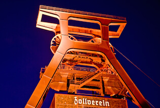 Zollverein Coal Mine, Essen, Germany