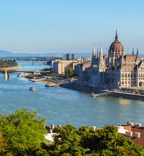 The Danube River