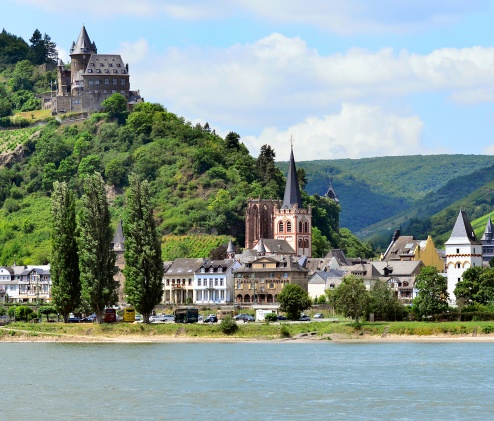 The Rhine River
